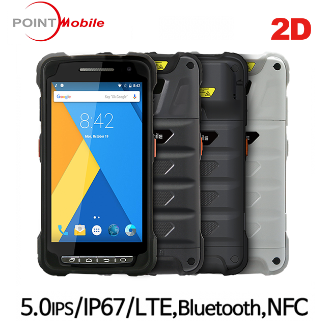 포인트모바일(Point Mobile)  PDA PM80 1D 2D LASER Scanner