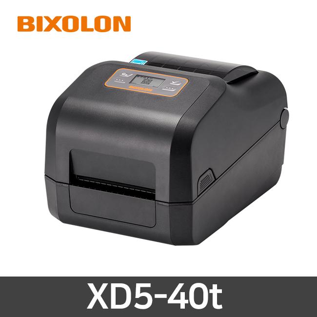 빅솔론 XD5-40t 감열 열전사 바코드 프린터 USB
