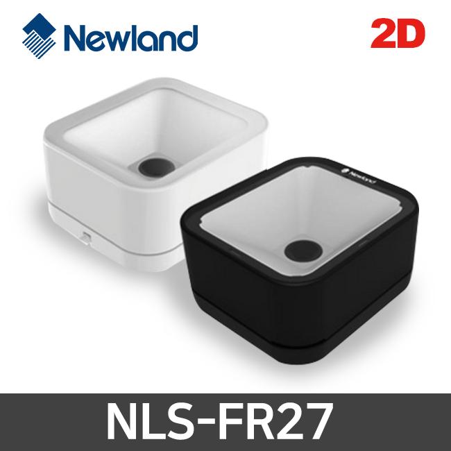 [NEWLAND] NLS-FR27 고정형 바코드스캐너 출입통제 제로페이 QR코드