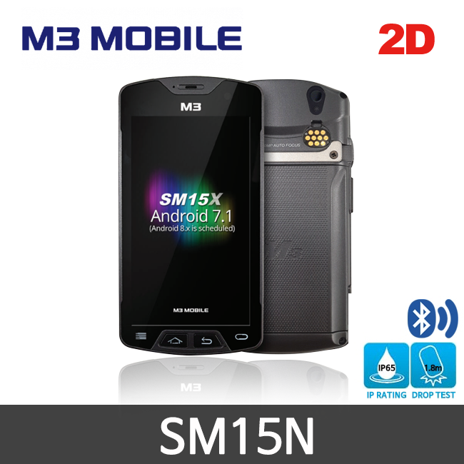 [M3 MOBILE] SM15N 산업용 PDA
