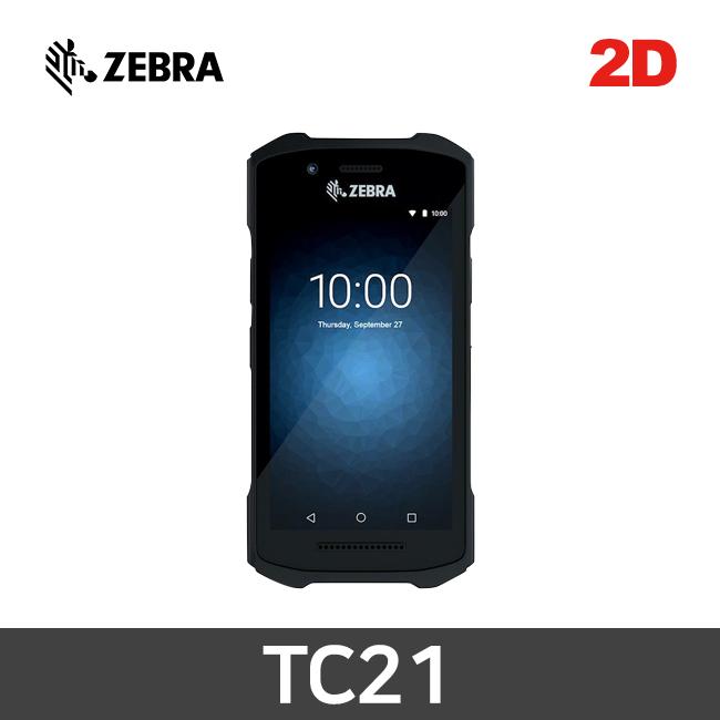 제브라 TC21 PDA 모바일컴퓨터 터치컴퓨터