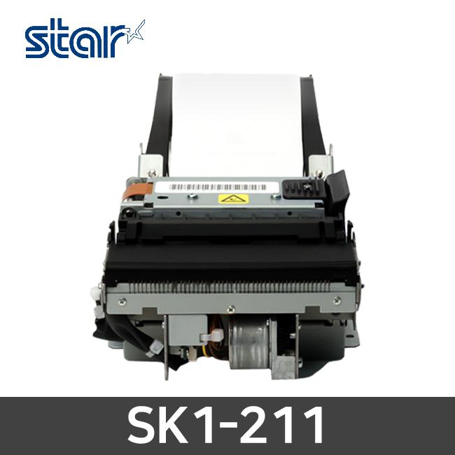 Star SK1-211 감열식 키오스크프린터 내장 모듈형