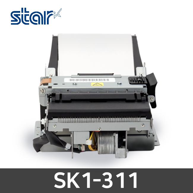 Star SK1-311 감열식 키오스크프린터 내장 모듈형